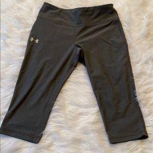 Under armor crop leggings